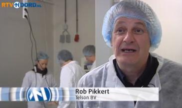 RTV Noord 20/07/13 Lauwersoog krijgt groot garnalenpelcentrum